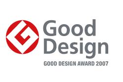 2007年度グッドデザイン賞 受賞